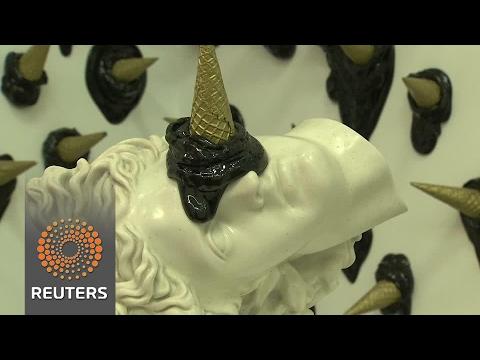 Museum of Ice Cream serves up sweet art