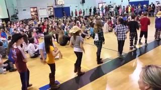 4th grade Boot Scootin Boogie