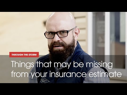 Gaf Storm Things That May Be Missing From Your Insurance