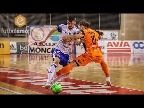 Futbol Emotion Zaragoza - Burela FS Jornada 22 Temp 20-21