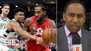 Kawhi, Raptors made us all look like 'idiots' – Stephen A. | SportsCenter