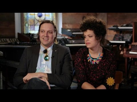 The epic sound of Arcade Fire