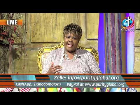 Apostle Purity Munyi Into The Chambers Of The King 05-14-2021