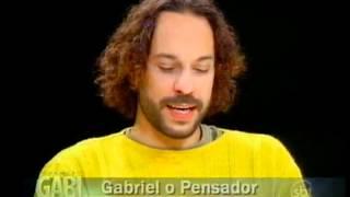 Entrevista com o Gabriel O Pensador