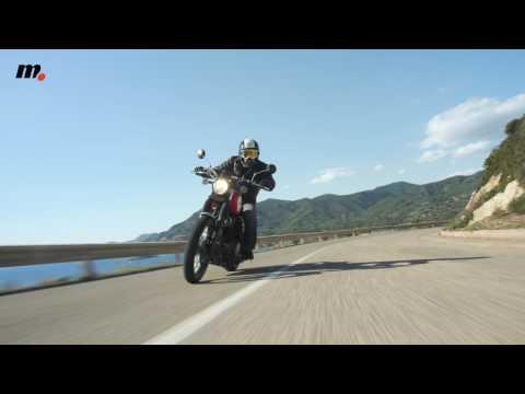 Yamaha SCR 950 | Presentación / Primera Prueba / Test / Review en español | motos.net