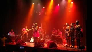 Nicole Obélé - Mystère ( Lihelha li ligwé)   ( live )