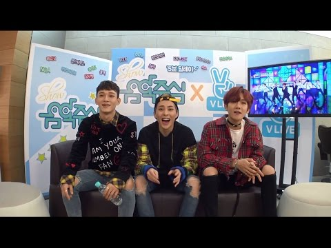161105 EXO-CBX Reaction to EXO-CBX stage