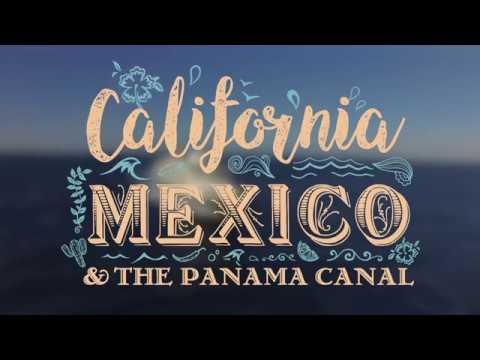 California, Mexico and the Panama Canal with Fred. Olsen