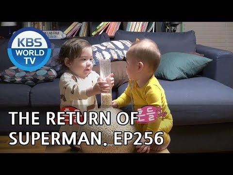 The Return of Superman | 슈퍼맨이 돌아왔다 - Ep.256: A Winter Fairytale [ENG/IND/2018.12.23]