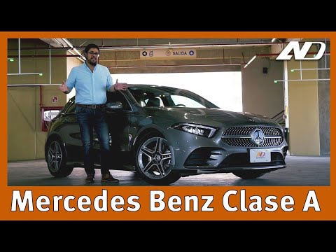 "Mercedes-Benz Clase A - ¿El iPhone de los autos"""