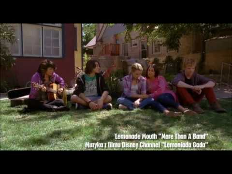 Lemoniada Gada -  More Than A Band. Tylko w Disney Channel!