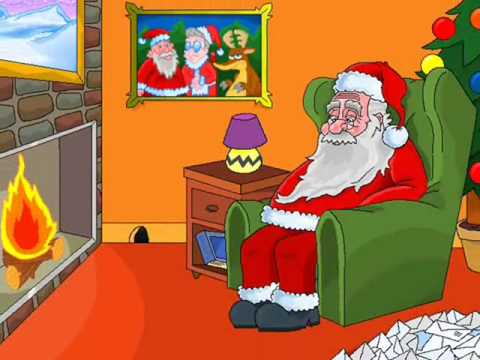 Babbo Natale nel 2007