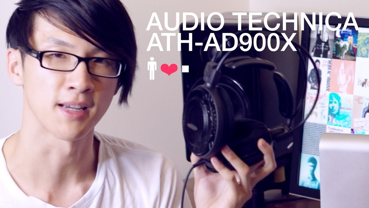 Audio-Technica ATH-AD900X Black