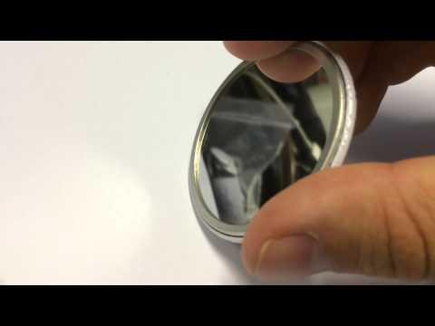 Taskespejl 56mm i diameter