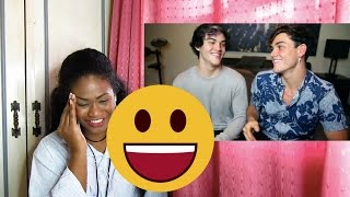 Dolan Twins-A Week Without Each Other | Reaction
