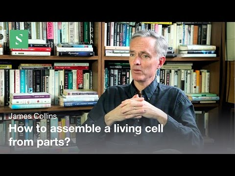 Synthetic biology - James Collins - YouTube