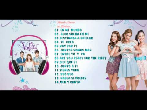 Baixar Violetta CD - Preview + Download On ITunes