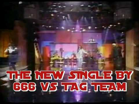 Whoomp ( supadupafly ) 666 Vs Tag Team (Videotrailer )