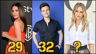 Glee From Oldest to Youngest