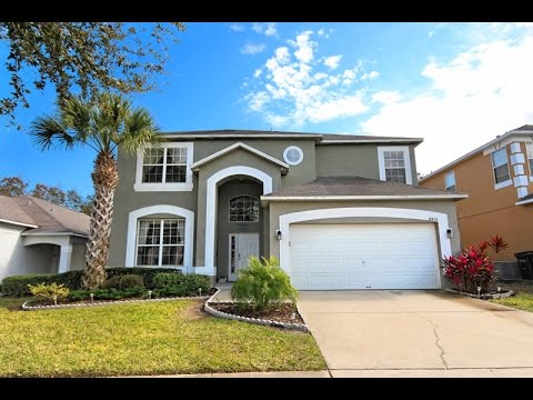Vacation Villa with Sunny Pool at Windsor Hills, Kissimmee, FL