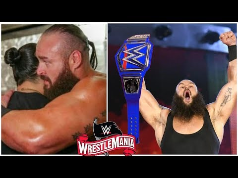 Roman Reigns OUT From WRESTLEMANIA 36 ? Braun Strowman WINS Universal Title At WRESTLEMANIA 36 ?