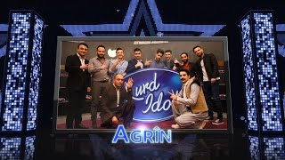 """Kurd Idol - Koma Agrîn -Ke Delên Emro"""" /- گروپی ئاگرین -کەدەڵێن ئەمڕۆ"""
