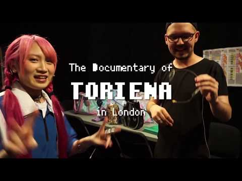 TORIENA 「HYPER JAPAN」ドキュメンタリー ②  / The Documentary of TORIENA in London (Chapter 2)