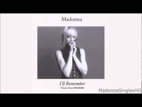 Madonna - I'll Remember (Guerilla Beach Mix)