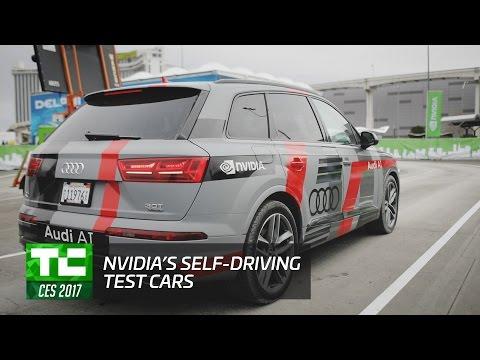 A ride in Nvidia's driverless car