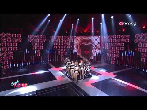 Simply K-Pop Ep124C12 Hyun A - Red/심플리케이팝,현아,빨개요