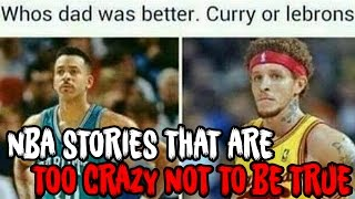 4 NBA Stories That Are TOO CRAZY Not To Be TRUE!