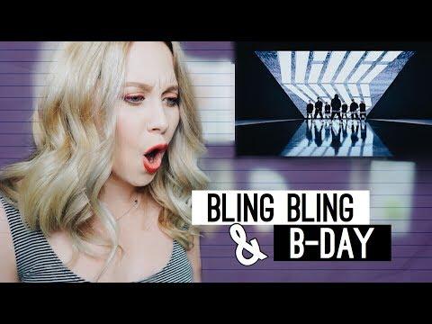 IKON - Bling Bling & B-Day MV Reactions!