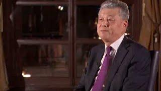 China no está interesada en ninguna forma de guerra, dice embajador en el Reino Unido