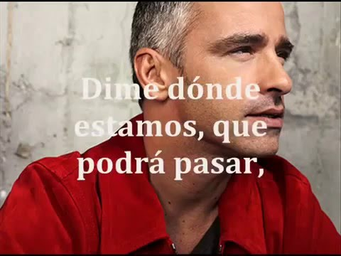 Eros Ramazzotti - Cosas De La Vida (Letra)