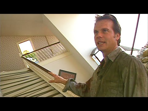 Bill Paxton Gives TOUR of Twister's Destruction Sets (Flashback)