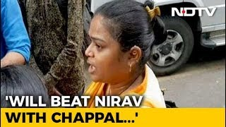 Will hit Nirav Modi with Chappal: Executive's wife..