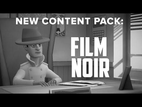 NEW CONTENT PACK - Film Noir