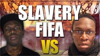 Slavery FIFA | KSI Vs ComedyShortsGamer