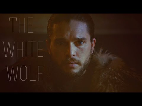 (GoT) Jon Snow || The White Wolf, The king in the north! Spoilers..