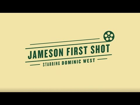 Dominic West to star in Jameson First Shot 2017