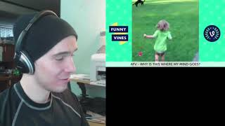 Reupload: GTA IN REAL LIFE ! - Reacting to AFV Funny Vines Fails Compilation by Charmx