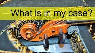 What is in my case  - Musafia Enigma Leggiero