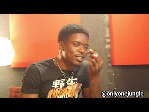 Jungle [International Artist/Songwriter] Studio Interview