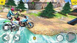 Trial Xtreme 4 #6 - RIVER lvl 2 (Unbeatable Bike In River!) - Android Game On PC