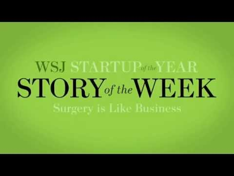 Robert Hariri: WSJ Startup of the Year | There's Greater Opportunity in Uncertainty