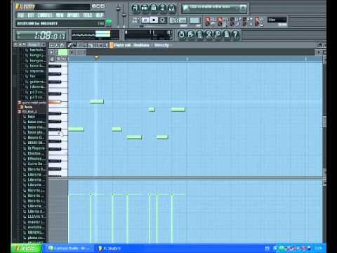 como hacer bachata fl studio