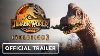 Jurassic World Evolution 2 - Official Reveal Trailer | Summer Game Fest 2021