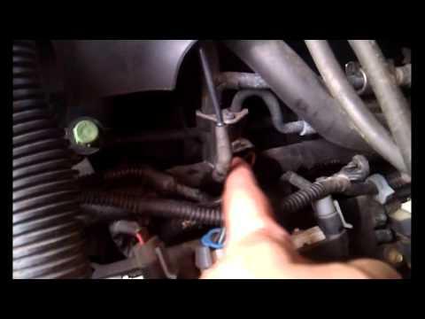2007 Chevy Duramax >> Replacing Fuel Regulator - YouTube