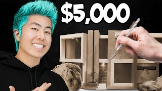 If You Sculpt A House, I'll Pay For It!   ZHC Crafts