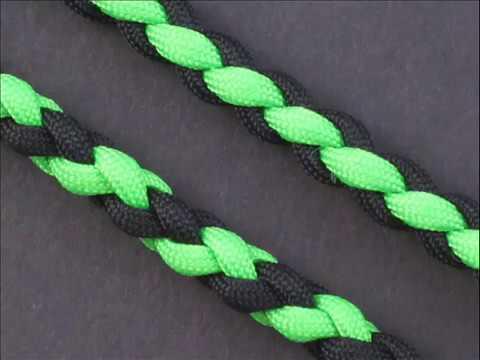 4 piece round braid